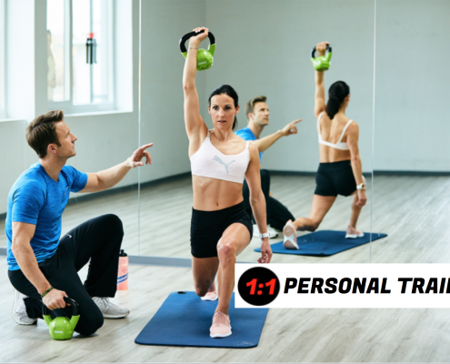Personal Training/ Smartgroup Training