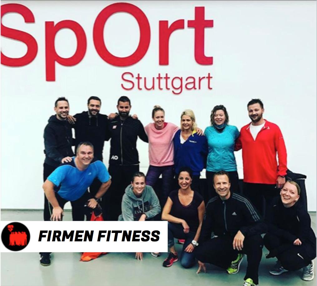 SPORTGRUPPEN / Firmen-Fitness / Team-Betreuung